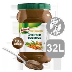 Knorr Professional Groentebouillon Gelei 32L