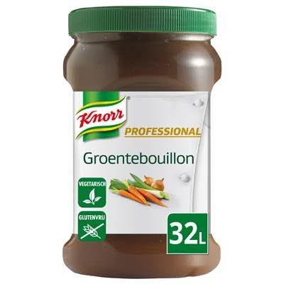 Knorr Professional Groentebouillon Gelei opbrengst 32L