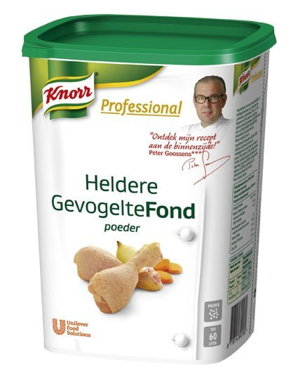 Knorr Professional Heldere Gevogeltefond Poeder 36L
