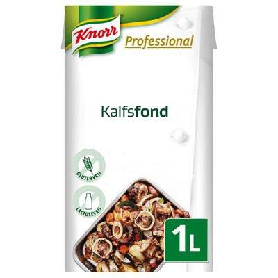 Knorr Professional Kalfsfond 1L