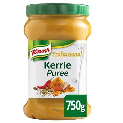 Knorr Professional Kerrie Puree 750g -