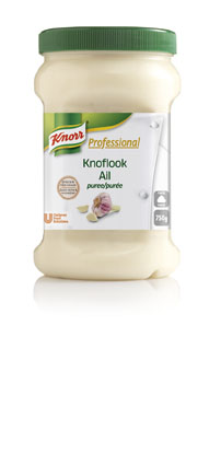 Knorr Professional Knoflook Puree -