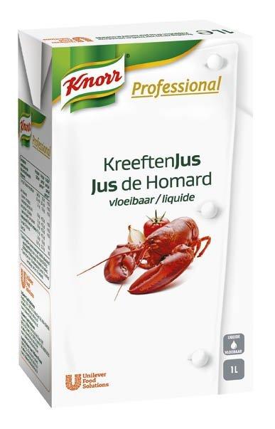 Knorr Professional Kreeftenjus 1L