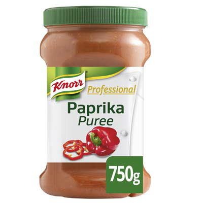 Knorr Professional Paprika Puree 750g -