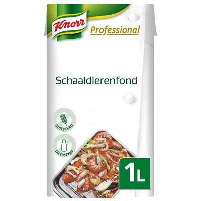 Knorr Professional Schaaldierenfond 1L