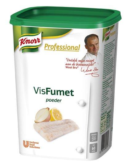 Knorr Professional Visfumet Poeder 36L