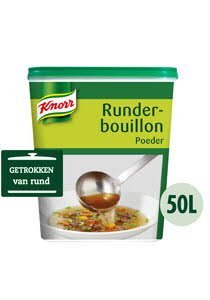 Knorr Runderbouillon Authentiek