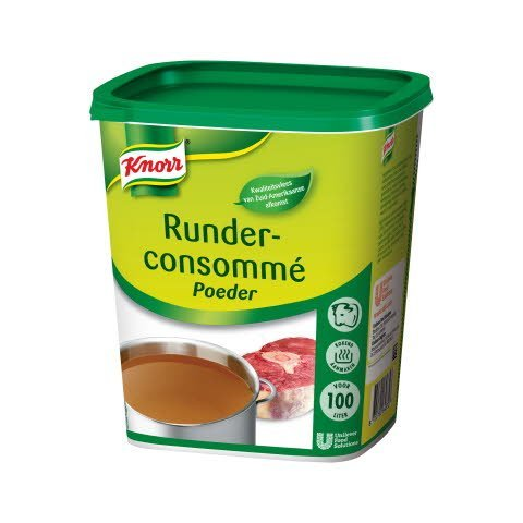 Knorr Runderconsommé Authentiek Poeder 100L