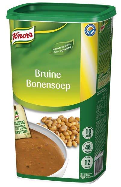 Knorr Soep Bruine Bonen