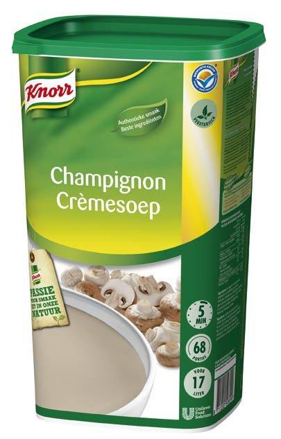 Knorr Soep Champignon