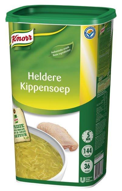 Knorr Soep Heldere Kip