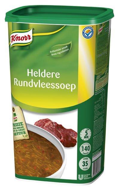 Knorr Soep Heldere Rundvlees