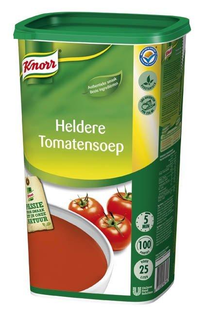 Knorr Soep Heldere Tomaten