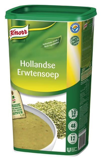 Knorr Soep Hollandse Erwten -