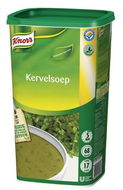 Knorr Soep Kervel