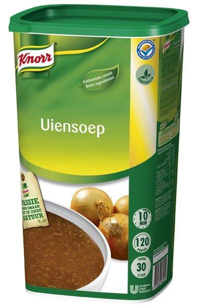Knorr Soep Uien
