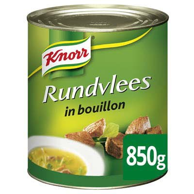 Knorr Soepverrijker Rundvlees 850g -