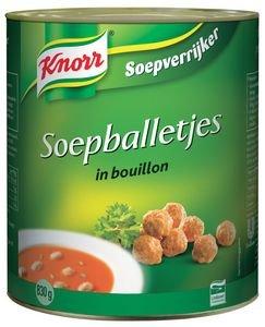 Knorr Soepverrijker Soepballetjes 830g