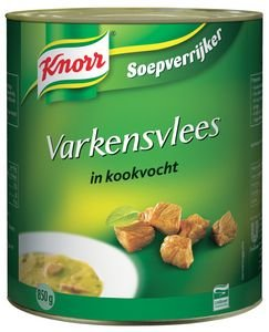 Knorr Soepverrijker Varkensvlees -
