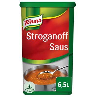 Knorr Stroganoff Saus Poeder 6,5L -