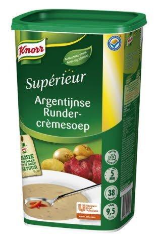 Knorr Supérieur Argentijnse Rundersoep Poeder 9,5L