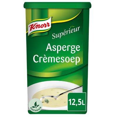Knorr Supérieur Asperge Crèmesoep Poeder 12,5L