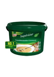 Knorr Supérieur Bospaddestoelen Crèmesoep -