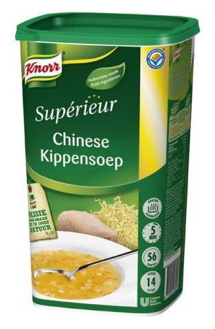 Knorr Supérieur Chinese Kippensoep Poeder 14L