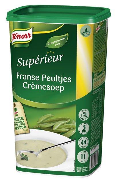 Knorr Supérieur Franse Peultjes Crèmesoep