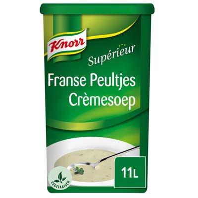 Knorr Supérieur Franse Peultjes Crèmesoep Poeder 11L