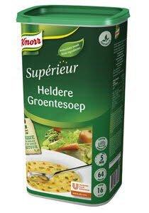 Knorr Supérieur Heldere Groentesoep