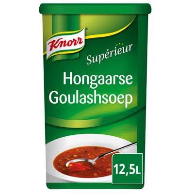 Knorr Supérieur Hongaarse Goulashsoep Poeder 12,5L