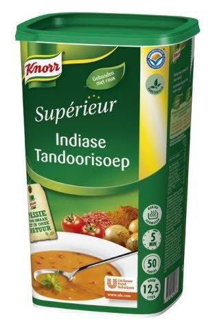 Knorr Supérieur Indiase Tandoorisoep