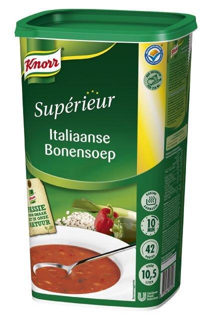 Knorr Supérieur Italiaanse Bonensoep