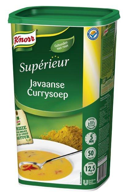 Knorr Supérieur Javaanse Currysoep Poeder 12,5L