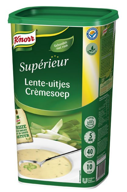 Knorr Supérieur Lente-Uitjes Crèmesoep