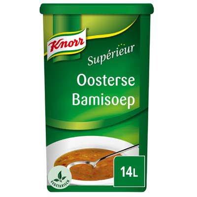 Knorr Supérieur Oosterse Bamisoep Poeder 14L