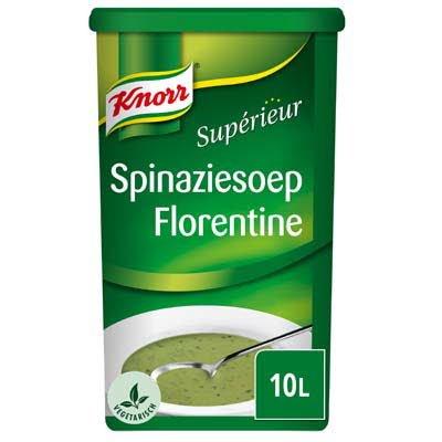 Knorr Supérieur Spinaziesoep Florentine Poeder 10L