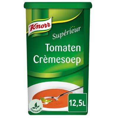 Knorr Supérieur Tomaten Crèmesoep Poeder 12,5L -
