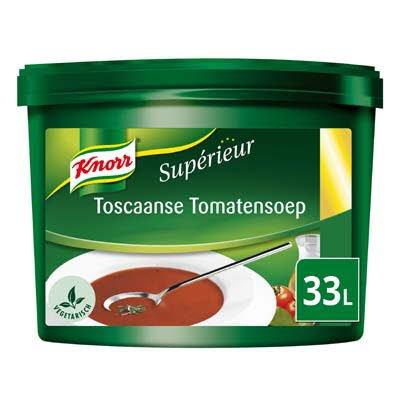Knorr Supérieur Toscaanse Tomatensoep Poeder 33L