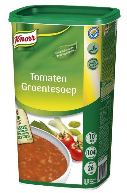 Knorr Tomaten-Groentesoep Poeder 26L -