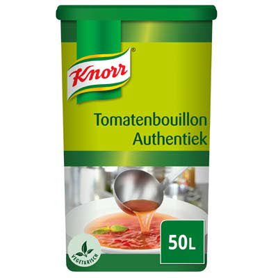 Knorr Tomatenbouillon Authentiek Poeder 50L
