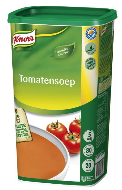 Knorr Tomatensoep Poeder 20L -