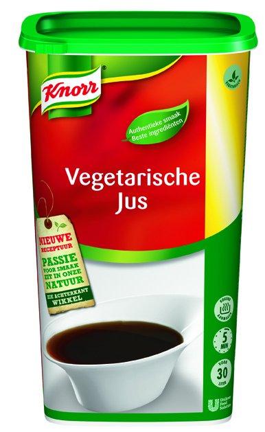Knorr Vegetarische Jus Poeder opbrengst 30L -