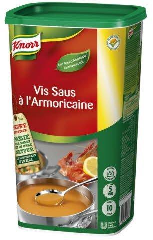 Knorr Vis Saus à l'Armoricaine Poeder 10L