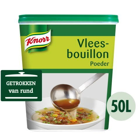 Knorr Vleesbouillon Authentiek