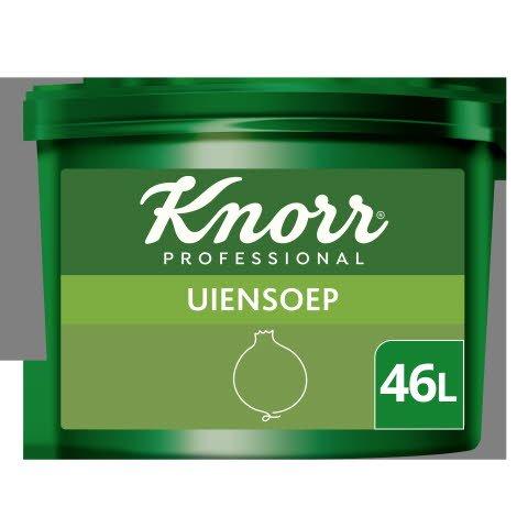 Knorr Voordeel Uiensoep Poeder opbrengst 46L -