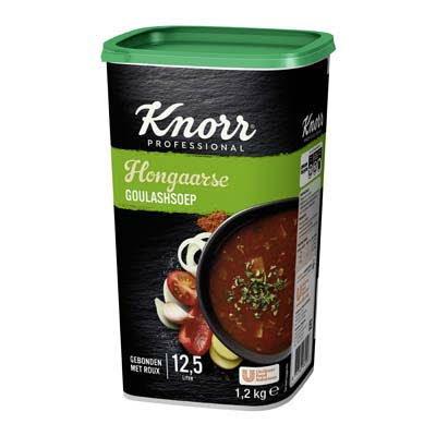 Knorr Wereld Hongaarse Goulashsoep Poeder opbrengst 12,5L -