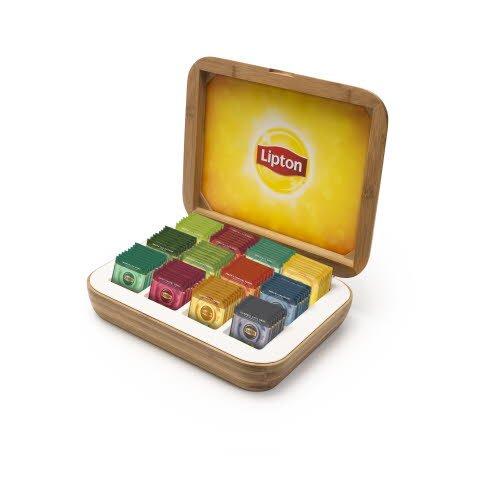 Lipton Exclusive Selection 12-vaks theekist -