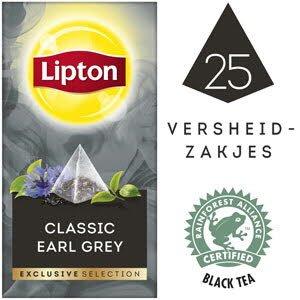 Lipton Exclusive Selection Earl Grey -